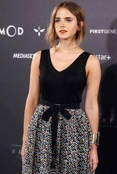 Emma Watson's Style File