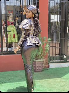African Print Dress Designs, Malta, African Fashion, Designer Dresses, How To Make, Instagram, Feminine Fashion, Women, African Attire