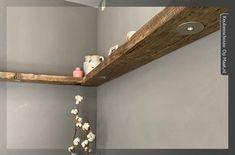 Eiken wagonplanken keukenschouw Floating Shelves, Home Decor, Decoration Home, Room Decor, Wall Shelves, Home Interior Design, Home Decoration, Interior Design