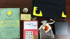 Subscription Box for Lady Geeks: Filled with your favorite fandom stuff!