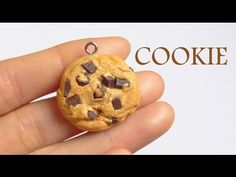 [Stop Motion] Cookie Polymer Clay Tutorial / Tutoriel Fimo - YouTube