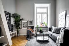 Awesome 70 Elegant Scandinavian Interior Decorating Ideas for Small Spaces https://roomaniac.com/70-elegant-scandinavian-interior-decorating-ideas-small-spaces/