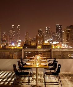 Rooftop hangs in NYC, one of my quintessential summer hangs. Looking forward to celebrating the summer with friends here: Americano New York City at Tablet Hotels Bali, Four Seasons Hotel, Romantic Places, Beautiful Places, Christophe Jacrot, Ville New York, Voyage New York, Bangkok, Belle Villa