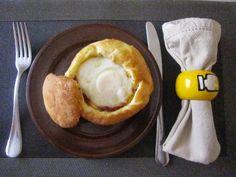 Guisadora Duncan: Huevos al nido de casa, las familias felices y dedicatoria.