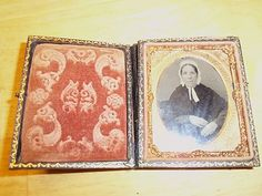 $45.00 Look what I found on @eBay! http://r.ebay.com/lyGLk3  ANTIQUE AMBROTYPE PHOTO OF ELDERLY WOMAN 1800's CIVIL WAR PERIOD CASED