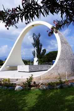 National Heroes Circle in Kingston, the place of honour for Jamaica's heroes.
