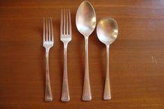 Vintage Fulwood Ryals Silver Plate EPNS A1 Cutlery Forks & Spoons