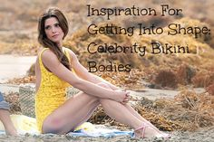 http://3-week-diet.digimkts.com/  You have to try this!  Need some extra motivation to hit the gym this Monday... or this week? Check out these celebrities who have amazing bikini bodies (granted they have personal trainers and dietitians). Ashley Greene gets her figure from pilates and tennis classes!