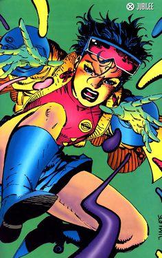 Astonishing X Jim Lee Jim Lee Art Marvel Jubilee
