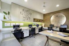 A+T office – a+t associates office cabin design, cabin office, Office Cabin Design, Cabin Office, Cabin Interior Design, Small Office Design, Design Studio Office, Loft Office, Office Plan, Office Designs, Office Ideas