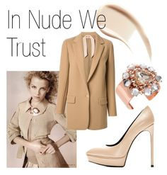In Nude We Trust Trust, Nude, Style Inspiration, Coat, Jackets, Fashion, Down Jackets, Sewing Coat, Moda