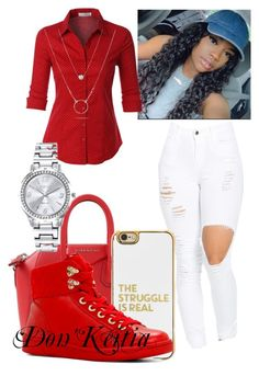 """""""Chasity"""" by donkeitia ❤ liked on Polyvore featuring art"""