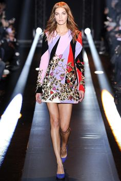 BE BOLDLY CONFIDENT IN YOURSELF. Fausto Puglisi - Pasarela 2014
