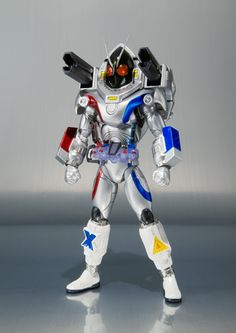 Kamen Rider Fourze Magnet State - May 26, 2012