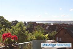 Strandgade 30C, 3. tv., 8700 Horsens - Charmerende lejlighed med dejlig fjordudsigt #ejerlejlighed #ejerbolig #horsens #selvsalg #boligsalg #boligdk