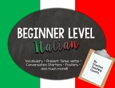 ITALIAN TEACHERS NEED TO CHECK THIS OUT!