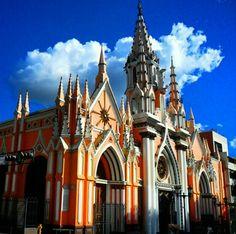 Iglesia de Santa Capilla,Caracas.