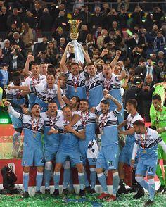 Spettacolo . . . #coppaitalia #2019 #sslazio #campione #vic7ory #bringi7home #forzalaziocarica #romamerda #aromasololalazio… Ss Lazio, Campione, Soccer, Entertainment, Football, Sports, Instagram, Italia, Hs Sports