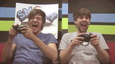 smosh look at thier faces lol moment!