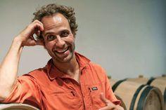 Abraham de Klerk, wine maker at Druk My Niet - Paarl, Western Cape. Cape Town, Wine
