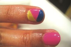 (Color) Block Party - Style - NAILS Magazine