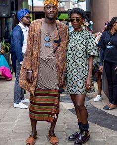 Nairobi Thrift Social, african street fashion Photo by @nairobiphoet.