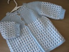 ♥ Thank you for viewing! ♥ This sweater is MADE TO ORDER in sizes up to 12 months and in any color you like! If you would like this sweater in a different color, please feel free to contact me!! ________________________________________________________________ This sweater is nice