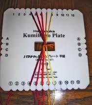 Disco Kumihimo Redondo - Buscar con Google