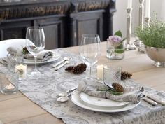 Table runner | HOME COLLECTION - KITCHEN | Florence AS shop