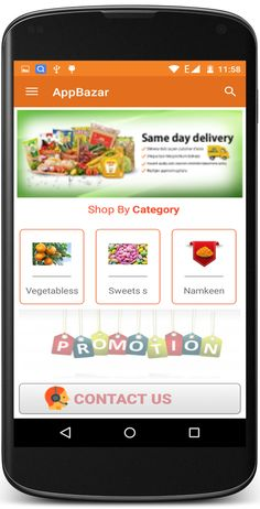 Retail App is a merchant centric android app that will serve all the customers of specific merchant. It will serve customers as privileged and will give a chance to the merchants, to get more potential customers and communicate with them directly. Customer getsproducts in user-friendlymanner