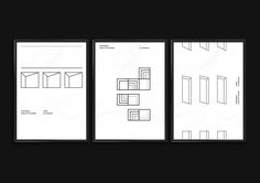 Chandigarh | Poster Collection on Behance Geometric Shapes Design, Shape Design, Chandigarh, Floor Plans, Behance, Poster, Collection, Home Decor, Decoration Home