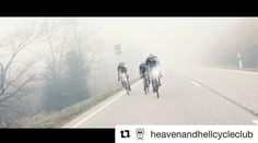 INTO THE FOG // NOVEMBER RAIN by @thewirt /  by @guee_intl    #heavenandhellcycleclub #hhcc #heavenandhelden #kesseltraining #eingangeinegang #kesseln #kesselncc #beinzeps #ungekochtegewalt #fixed #fixie #fixedgear #onegear #onegearisenough #onegearfitsall #mylegsmygear #cantstop #onegearnofear #tourdefriends #blackforest #schwarzwald #nagold #kenninixfickinackt #hart #vomsalatschrumpftderbeinzeps #acros #guee #0711 #stuttgart #cycling #outdoors #biking #bike #cycle #bicycle #instagram #fun