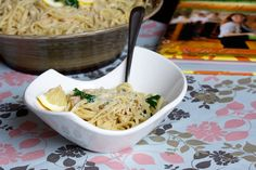 Linguine with Clam Sauce - livelovepasta