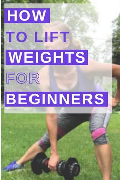 Lifting weights for beginners should NOT be scary. Learn what to lift. Learn how to lift weights. Tips from a professional on weightlifting. Use these tips to get better at weightlifting. #weightlifting #beginner #wreckingroutine Weight Lifting At Home, Weight Lifting Workouts, Fun Workouts, Core Workouts, Weight Loss, Workout Ideas, Fitness Workouts, Weightlifting For Beginners, Workout For Beginners