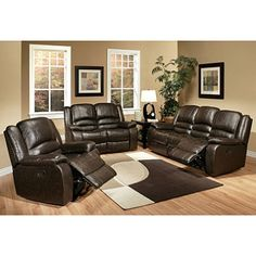 Leather Sleeper Sofa Jada Sofa Loveseat Recliner Set pcs u Outfit My Home Living Room Pinterest Loveseat recliners Recliner and Living rooms