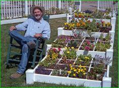 Square Foot Gardening Part I