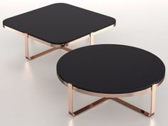 Photo-realistic models of the Fancy Chic Table from Ligne Roset for architectural and interior design presentations. Deco Furniture, Furniture Design, Interior Design Presentation, Ligne Roset, Metal Side Table, Low Tables, Round Coffee Table, Living Room Designs, Decoration