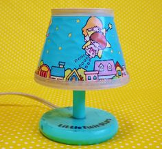 Vintage Little Twin Stars lamp.