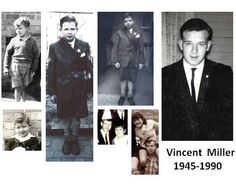 Vince Miller attended Patrician Brothers. Waterloo. 1958-60