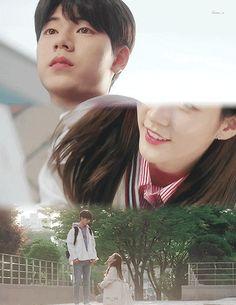 "5 Reasons To Start Watching Campus Romance Web Drama ""Love Playlist Drama Korea, Korean Drama, Mirror Of The Witch, Teen Web, Web Drama, Acting Skills, Kdrama Actors, Dope Art, Korean Actresses"