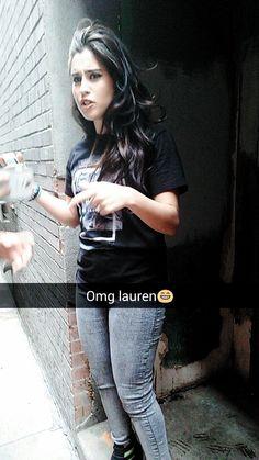 omg Lauren