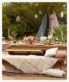 Get the Look: Bohemian Chic - The Celebration Society