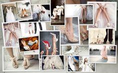white-eventi: Come scegliere le tue Scarpe da Sposa!