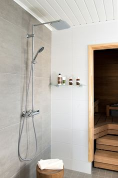 Bateria prysznicowa Oras Optima z deszczownią Rain Shower, Shower Faucet, Oras, Bathtub, Bathroom, Home, Design, Standing Bath, Washroom