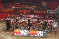 Josh Demuth Wins Championship in the 2006 BooKoo Arena Cross Championship Series presented by K & N http://www.knfilters.com/news/news.aspx?ID=181