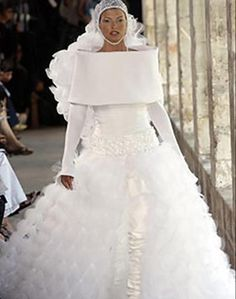 You Re Ugly R Nmight Possibly Be The Ugliest Wedding Dress Ever U G L Y Ain T Got No Alibi