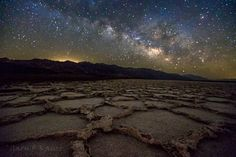 Death Valley Salt Flats Photo by Gary Kaiser -- National Geographic Your Shot