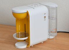 Coffee Brewer, Coffee Maker, Coffe Machine, Electrical Products, Lipstick Set, Water Dispenser, Design Case, Java, Industrial Design