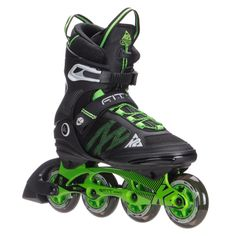 The K2 F.I.T. Pro 84 is a go to skate for the fitness skater looking for ample features at a great price. Wrapped up in..