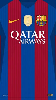 Barcelona 16-17 home